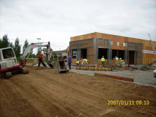 Rich Duncan Construction Restaurant and Fast Food Mcdonalds
