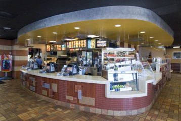 Rich Duncan Construction Restaurant and Fast Food Aloha Mcdonalds