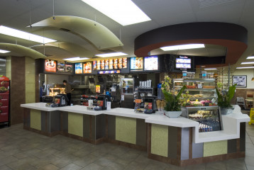 Rich Duncan Construction Restaurant and Fast Food Cedar Mills Mcdonalds