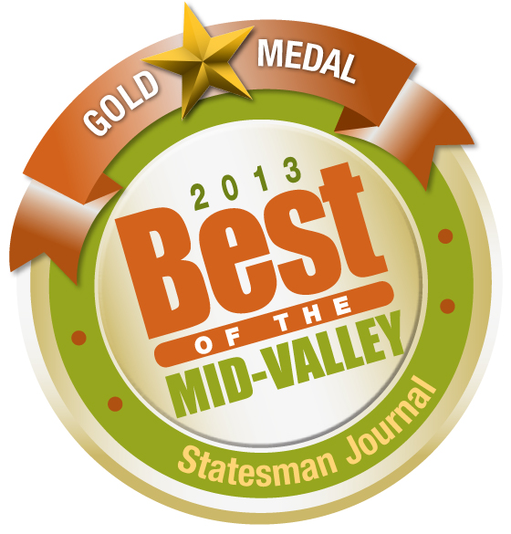 Best of Mid-Valley – Gold Medal Winner