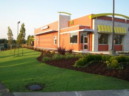 Rich Duncan Construction, Vancouver McDonald