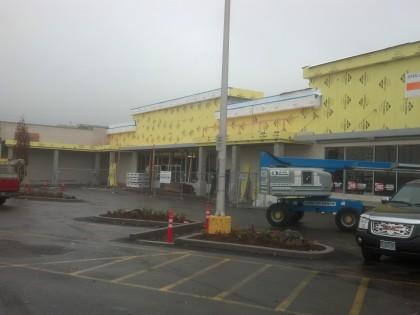 Rich Duncan Construction, Oak Park Plaza, Commercial Construction