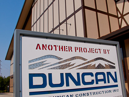 Rich Duncan Construction, Mt. Angel Festhalle, Specialty Construction