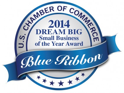 RDC receives Blue Ribbon Small Business award