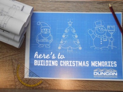 Season's Greetings: Duncan Style