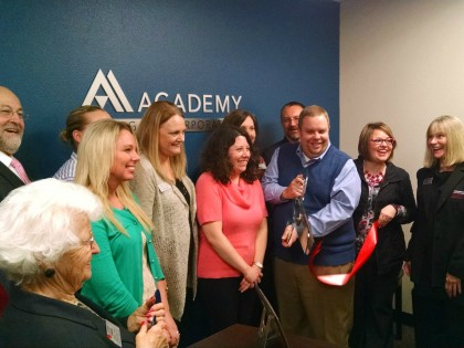 Academy Mortgage Open House