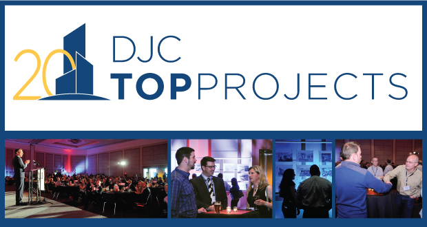Nominated for DJC Top Project 2015 Award