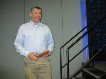 RDC Awarded at Salem Contractors Exchange Banquet