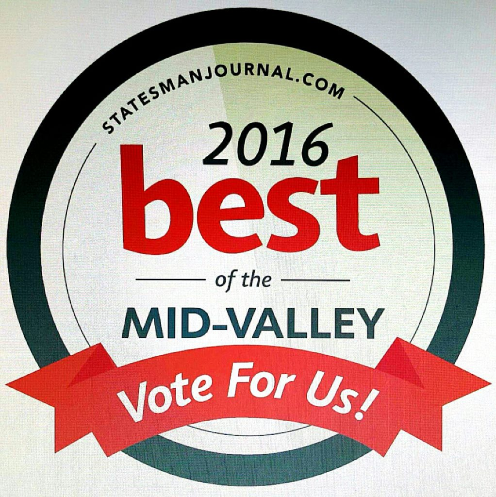 RDC Nominated for Best of Mid-Valley Awards