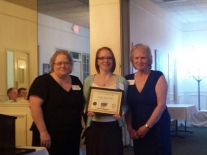 Future Leader Wins Regional Women In Construction Award