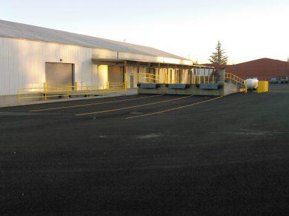 Oregon Pallet exterior