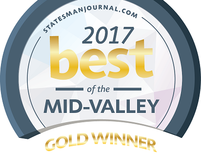 RDC 2017 Best of the Mid-Valley GOLD WINNER
