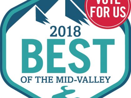 RDC Nominated for Best of Mid-Valley 2018